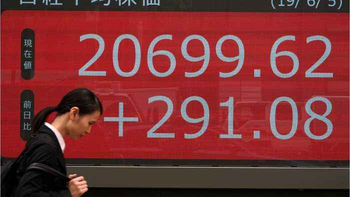 Stocks Snap Sizzling Streak