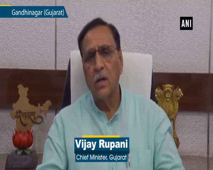Cyclone Vayu Request tourists to leave for safer places Vijay Rupani