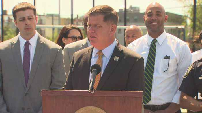 Mayor Walsh Urges 'City Of Champions' To Celebrate Potential Bruins Win Responsibly