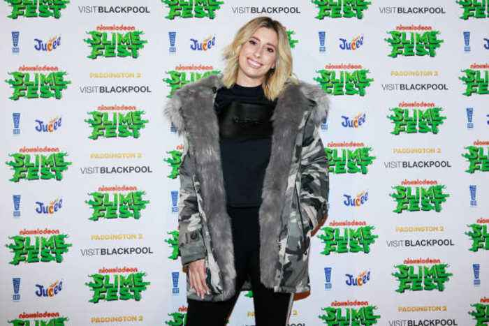 Stacey Solomon feels guilty after welcoming new baby boy