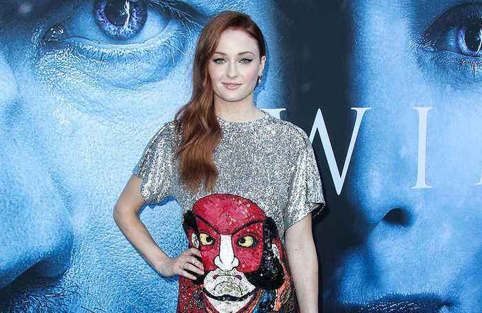 Sophie Turner kept Game of Thrones auditions from parents