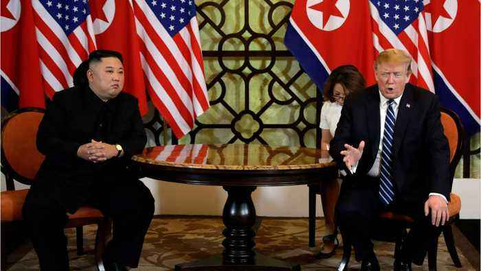 Trump Publicly Opposes Using CIA Informants Against North Korea's Kim
