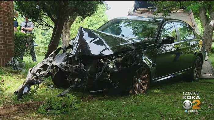 Driver Crashes Into Westmoreland County Road After Losing Control