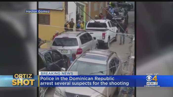 5 Now Under Arrest In David Ortiz Shooting, Including Suspected Gunman, In Dominican Republic