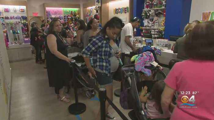 Build-A-Bear Workshop Brings Back 'Pay Your Age'
