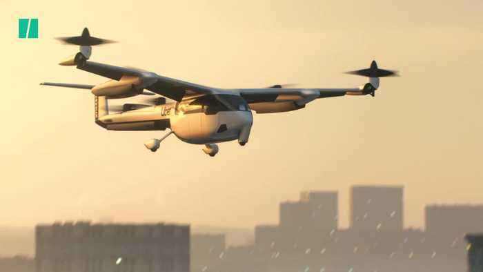 Uber To Launch Flying Taxis