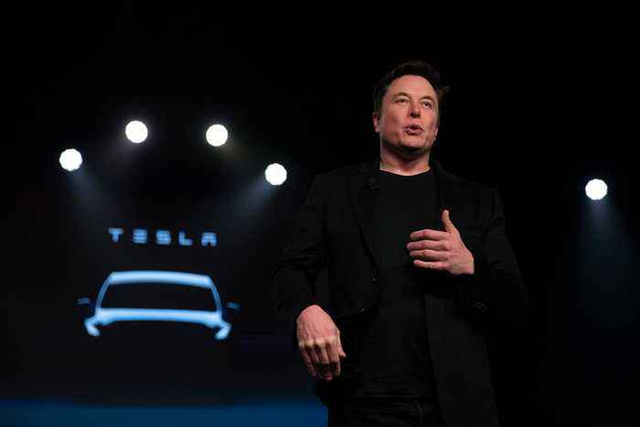 Elon Musk to Tesla Investors: 'There Is Not a Demand Problem. Absolutely Not'