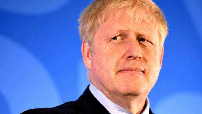 Boris Johnson launches UK Tory leadership campaign