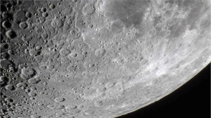 Scientists Discover Massive Anomaly Under The Surface Of The Moon