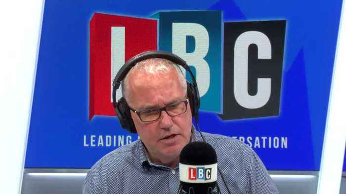 Eddir Mair Reads Back Boris Johnson's Comments On Unelected Leaders