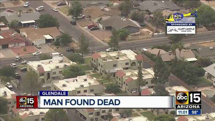 Man found dead on Glendale fence, hours after slipping trying to climb it