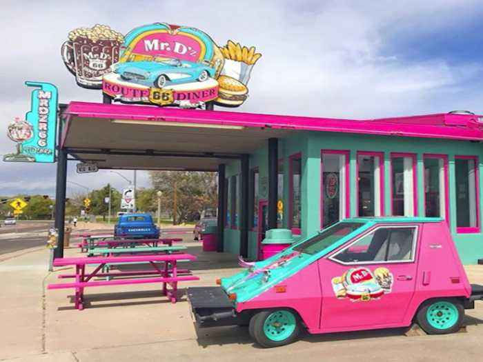 ROAD TRIP MAP! 5 things you need to see on Route 66 in Arizona - ABC15 Digital