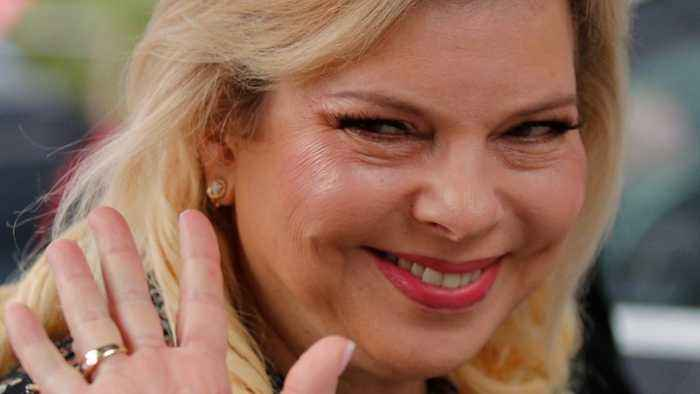 Sara Netanyahu Pleads Guilty On Home-Delivered Meal Charges