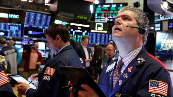 Wall Street Extends Losses Into Second Day
