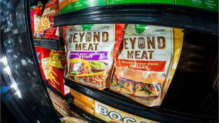 Beyond Meat Trades Up After Tim Hortons Announcement