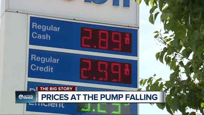 Gas prices could fall below $2 for many Americans