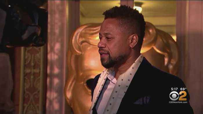 Cuba Gooding Jr. To Meet With NYPD