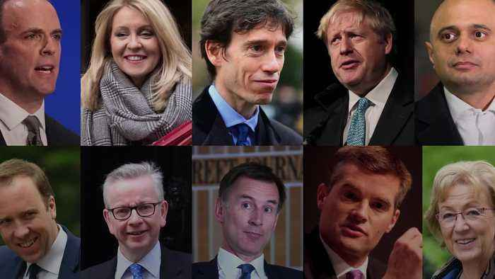 Tory leadership race: Contenders officially launch bids