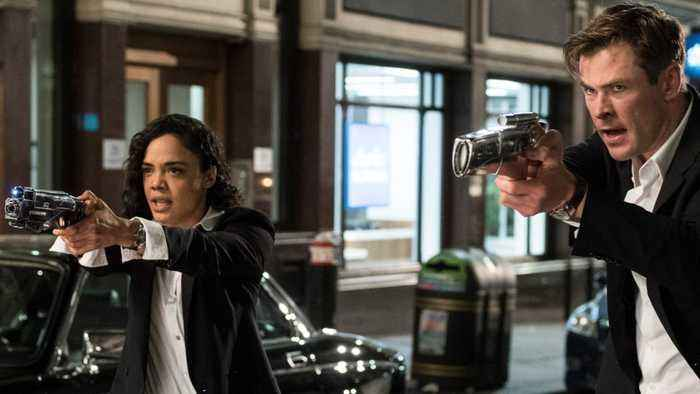 'Men in Black: International' Earns Worst 'MIB' Rotten Tomatoes Score