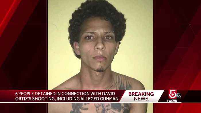 6 suspects, including gunman, arrested in Ortiz shooting