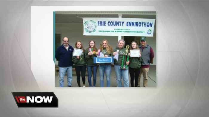 East Aurora students win 2019 Erie County Envirothon