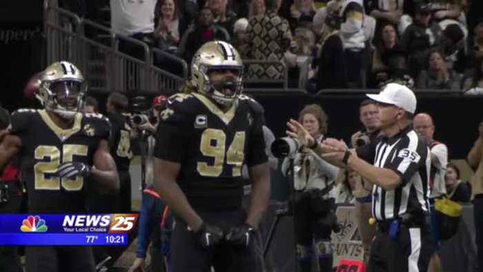 Saints and Cameron Jordan agree to extension