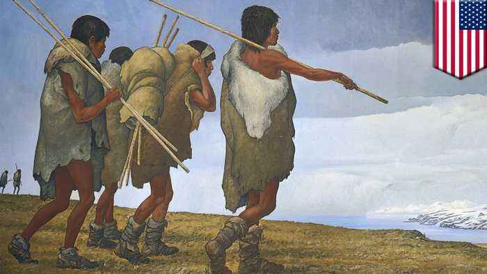 Ancient human nomads linked to modern populations
