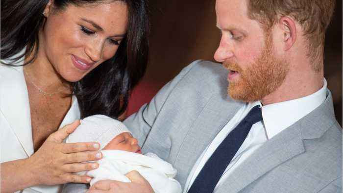 Prince Harry And Meghan Markle May Raise Baby Archie In Africa