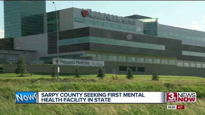 With nothing like it in Nebraska, Sarpy County eyes mental health facility