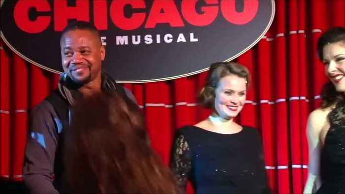 Actor Cuba Gooding Jr. to turn himself in after groping allegation, NBC News