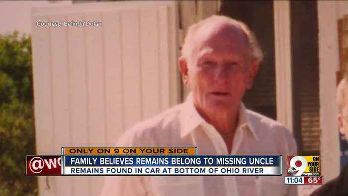 Woman believes remains in Ohio River belong to missing uncle