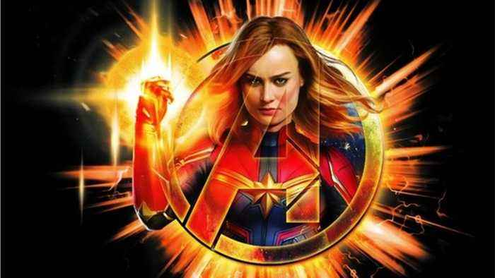 Brie Larson Is Excited 'Captain Marvel's' Blu-Ray Release