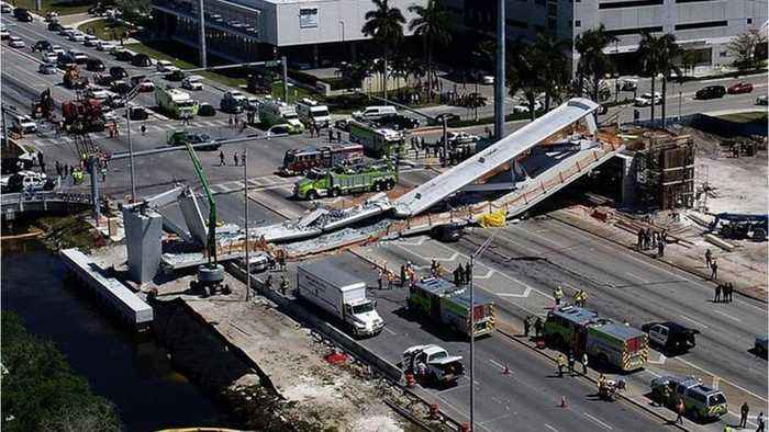 OSHA says engineers ignored warning signs leading up to deadly footbridge collapse