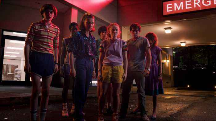 A 'Stranger Things' Game Is Coming