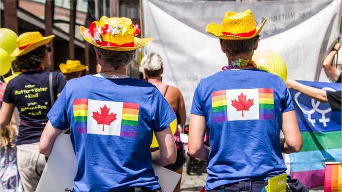 Five Countries Where Same-Sex Marriage Is Legal