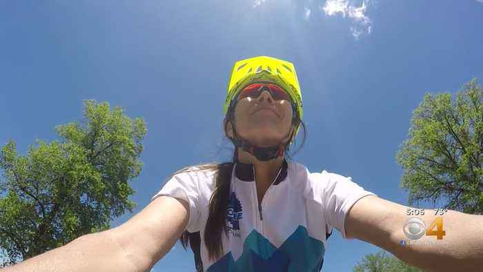 'Psyched To Climb' Cycling Team Taking On Courage Classic