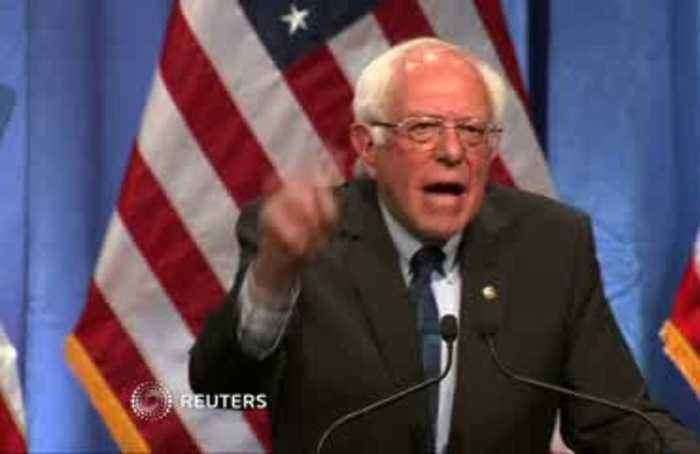 Bernie Sanders doubles down on democratic socialist views