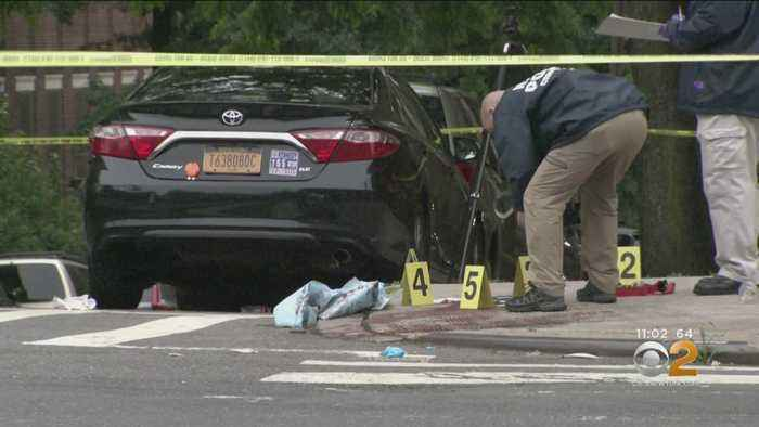 Another Stray Bullet Shooting Wounds Woman