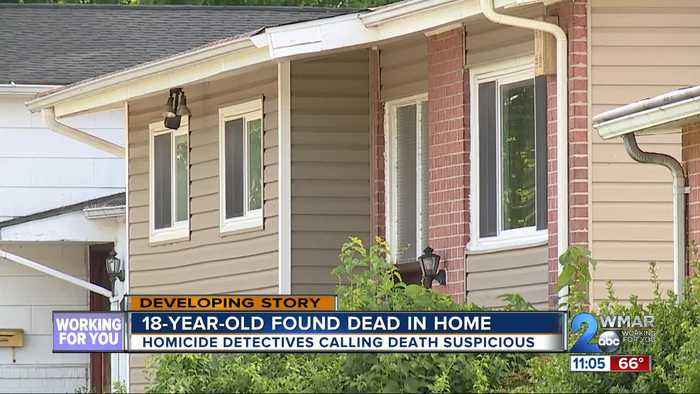 County police investigate suspicious death of 18-year-old Pikesville woman