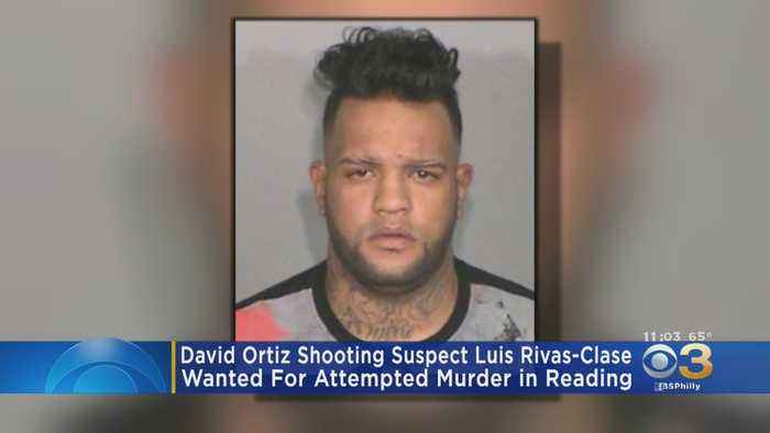 Suspect In David Ortiz Shooting Wanted For Reading Attempted Homicide