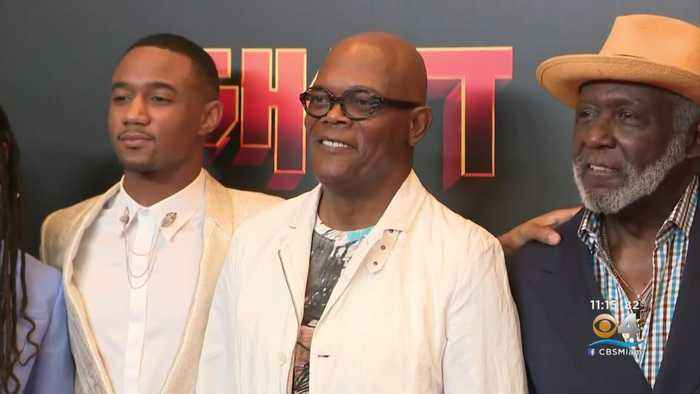 Red Carpet For Shaft Premiere Features 3 Generations Of The Iconic Private Eye
