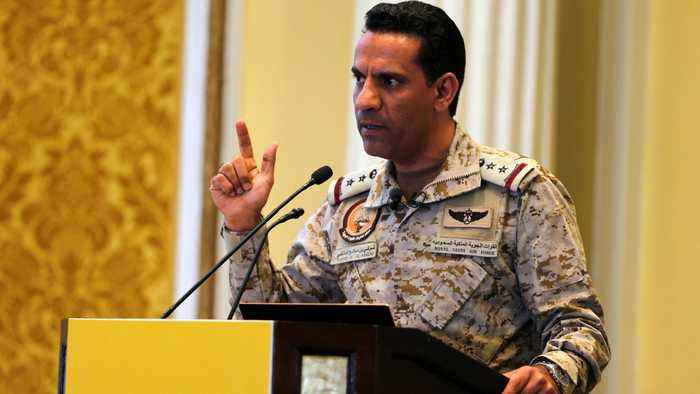 Saudi-UAE coalition vows action after Houthi missile attack