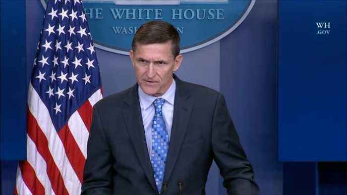 Trump: 'War Hero' Flynn Hired A 'Great Lawyer' Sidney Powell