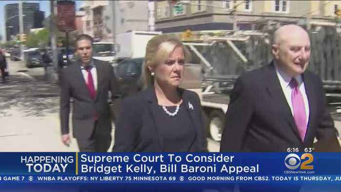 Supreme Court To Consider Bridgegate Appeal