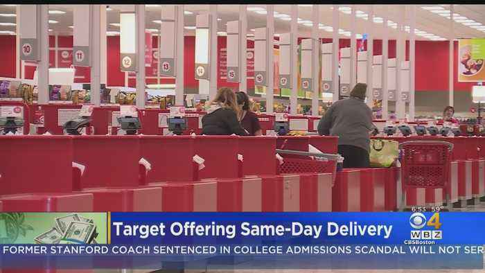 Target Offering Same-Day Delivery