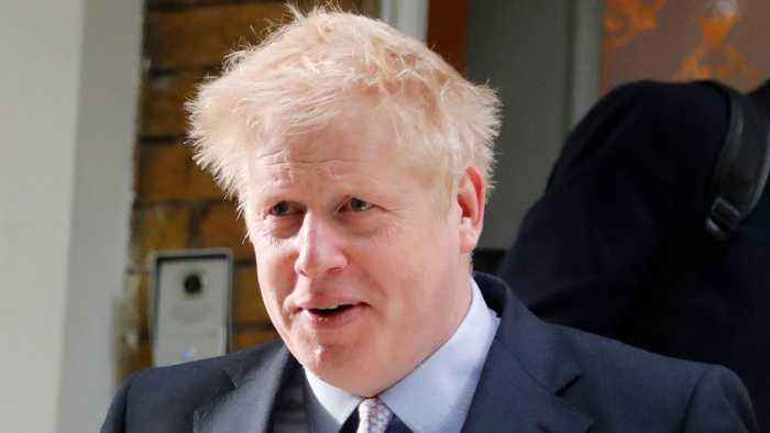Boris Johnson Favored By Conservatives In First Round Of Contest To Replace Prime Minister May