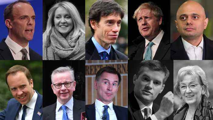 Tory leadership race: Who's left?