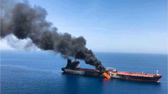 Oil Prices Rise After Tanker Attack