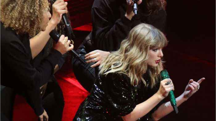 Taylor Swift Announces New Album Title, Release Date