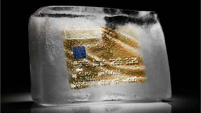 Why Freezing Your Credit May Be A Really Good Idea